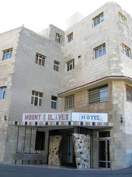 Mount Of Olives Außenaufnahme