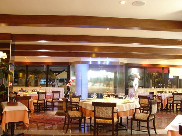 Holiday Inn Fortaleza Restaurant