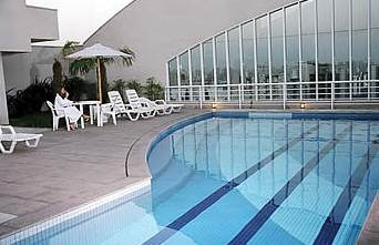 Comfort Hotel Ibirapuera Pool