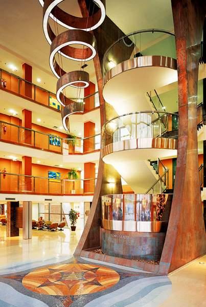 Serhs Natal Grand Lounge/Empfang