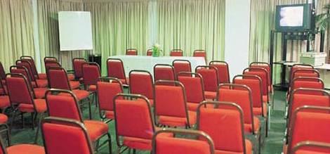 Sambura Praia Hotel Konferenzraum