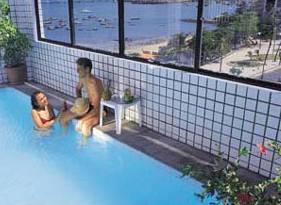 Sambura Praia Hotel Pool