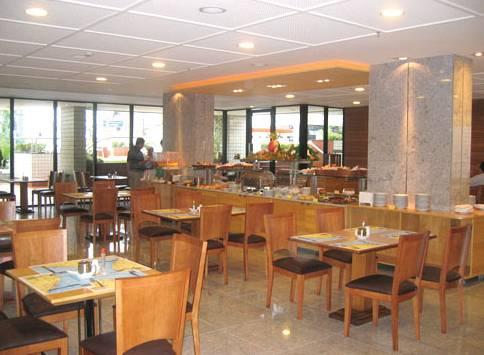 Hotel Diogo Restaurant