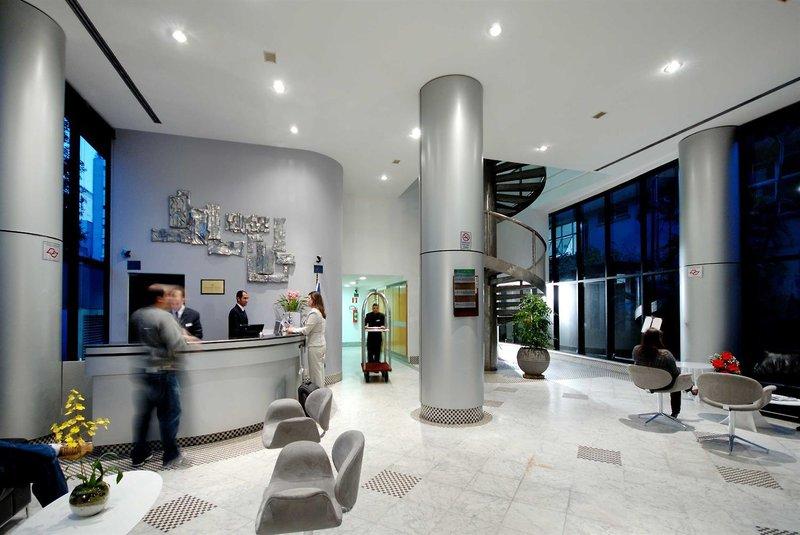 Intercity Interative Jardins  Lounge/Empfang