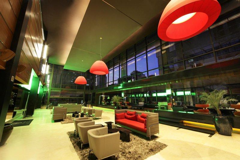 Sheraton Grand Panama Lounge/Empfang
