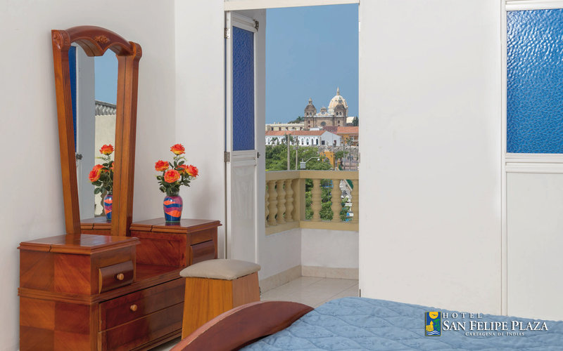 Hotel San Felipe Plaza Wohnbeispiel