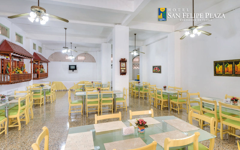 Hotel San Felipe Plaza Restaurant
