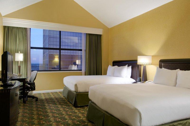 Hilton Houston North Wohnbeispiel