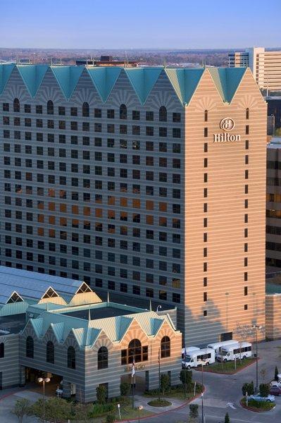 Hilton Houston North Außenaufnahme