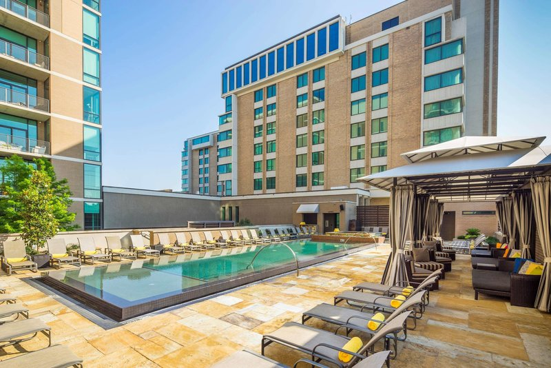 The Highland Dallas , Curio Collection by Hilton Pool