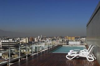 Design Suites Salta Terrasse