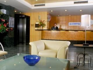 South American Copacabana Lounge/Empfang