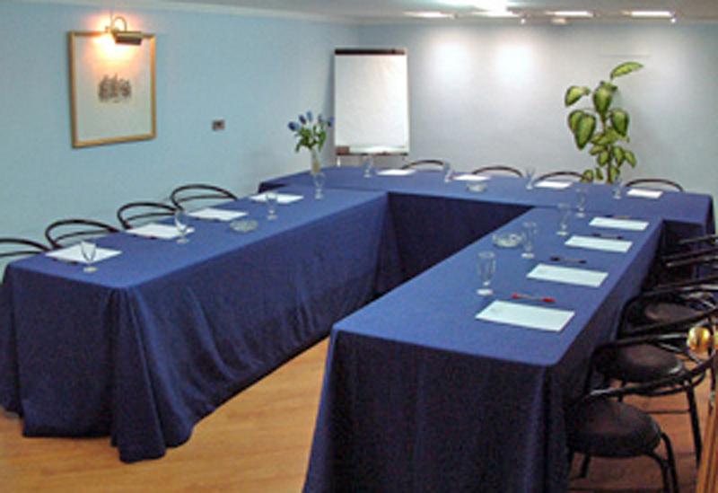 Dona Blanca Konferenzraum