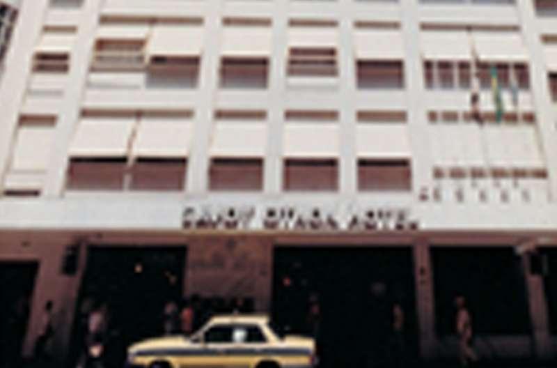 Savoy Othon Außenaufnahme