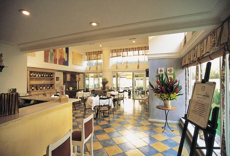 Intercity Interative Jardins  Restaurant