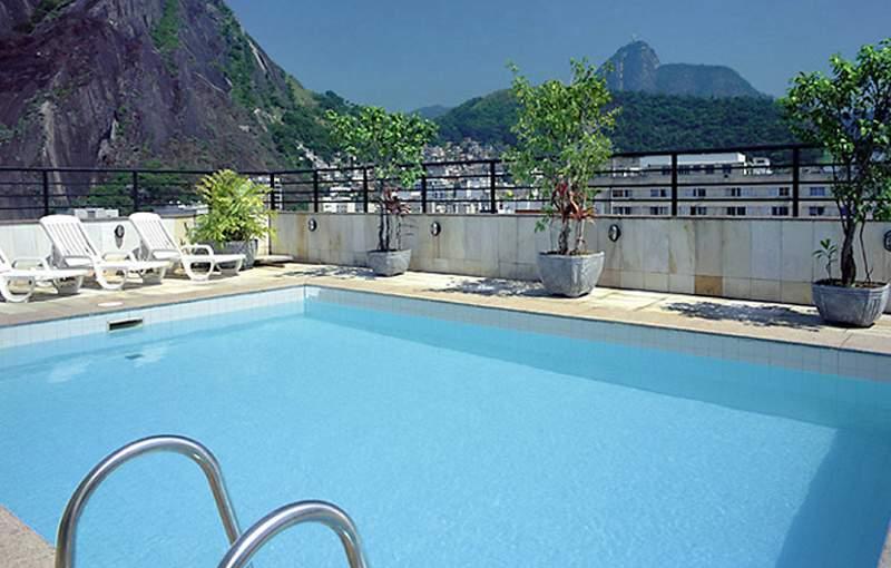 Orla Copacabana Pool