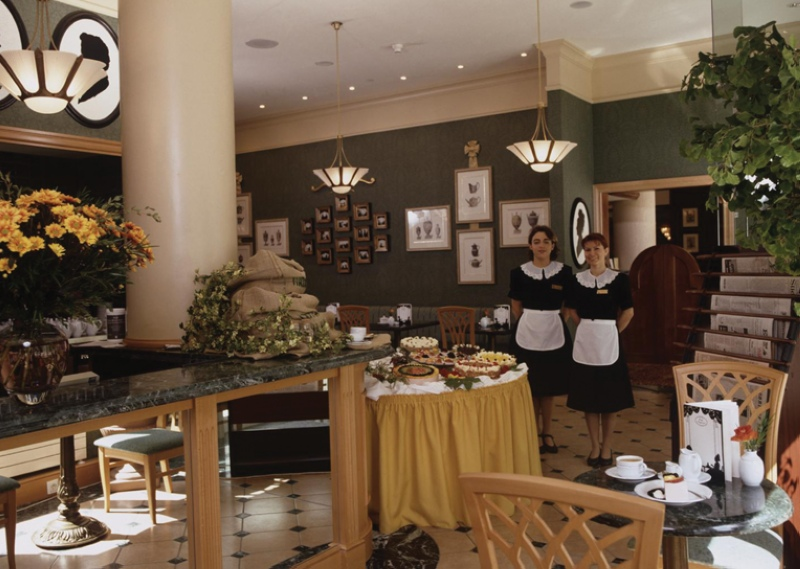 Sheraton Warschau Restaurant