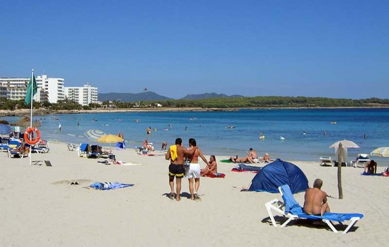 Arcos Playa Strand