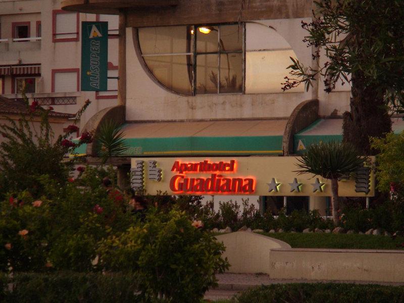 Guadiana Außenaufnahme