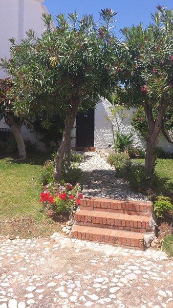 El Capistrano Sur Garten