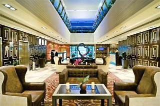 RainTree Hotel Deira City Centre Lounge/Empfang