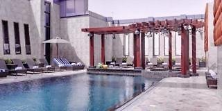 RainTree Hotel Deira City Centre Pool