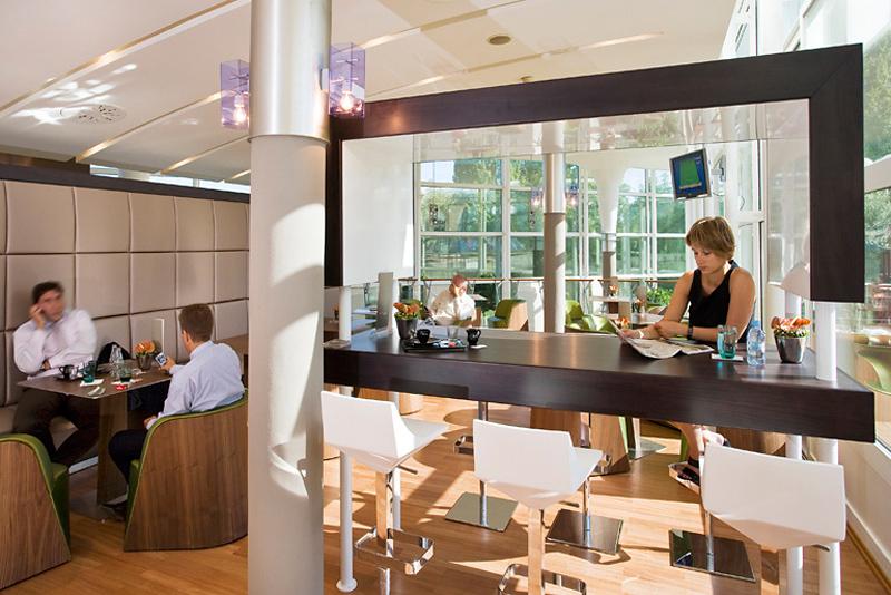 Novotel Budapest City Bar