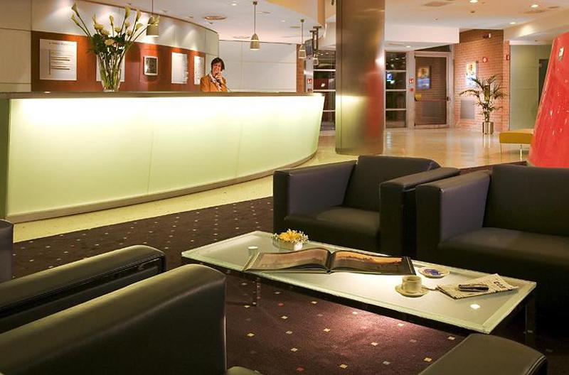 Novotel Venezia Mestre Castellana Lounge/Empfang