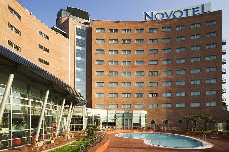 Novotel Venezia Mestre Castellana Außenaufnahme
