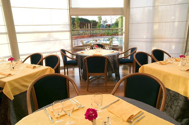 Novotel Venezia Mestre Castellana Restaurant