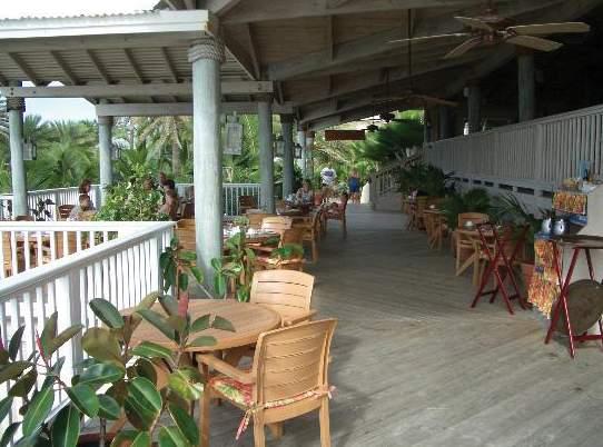 St.James Club Resort & Villas Terrasse