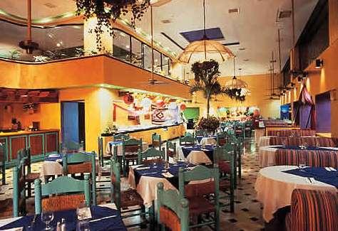 Dreams Puerto AventurasRestaurant