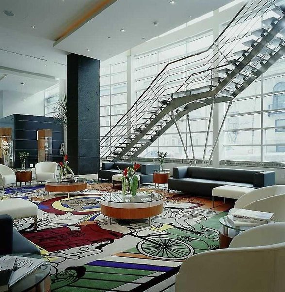 Sofitel Montreal Golden Mile Lounge/Empfang