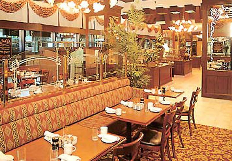 Ottawa Marriott Hotel Restaurant