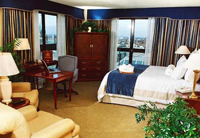 Ottawa Marriott Hotel Wohnbeispiel