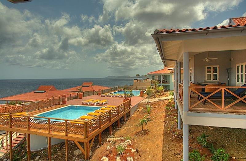 Caribbean Club Bonaire Außenaufnahme