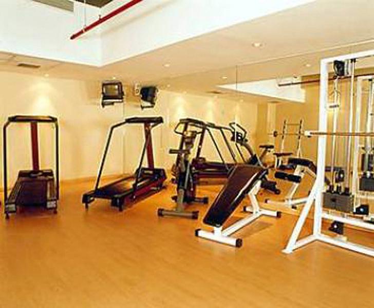 Loi Suites Recoleta Sport und Freizeit