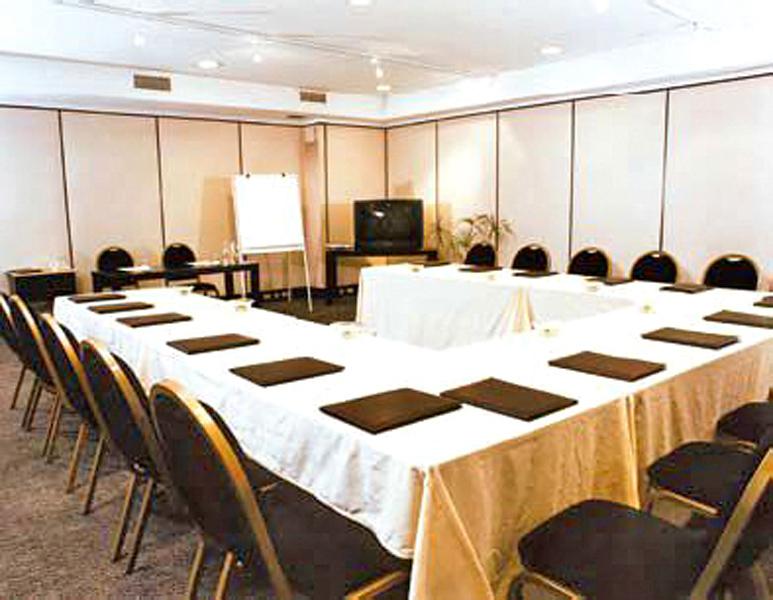 Loi Suites Recoleta Konferenzraum