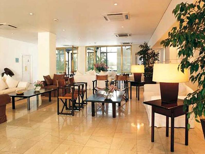 Loi Suites Recoleta Lounge/Empfang