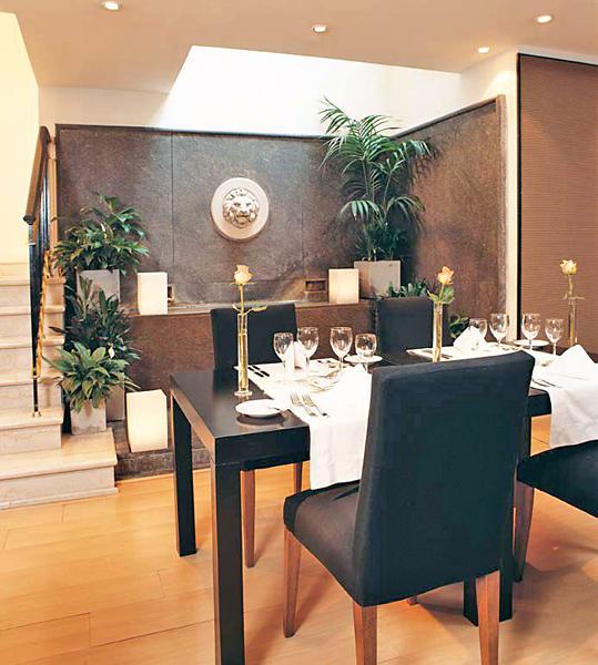Loi Suites Recoleta Restaurant