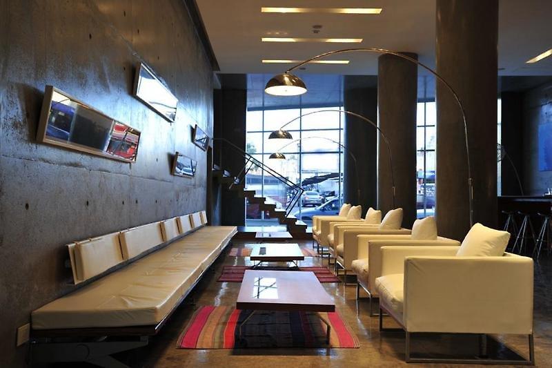 Design Suites Salta Lounge/Empfang