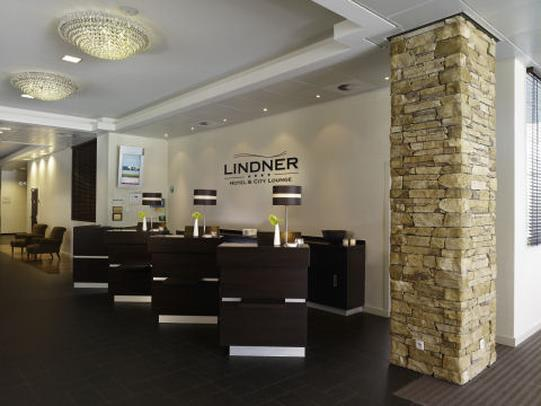 Lindner WTC Hotel & City Lounge Lounge/Empfang