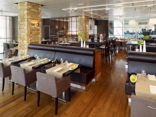 Lindner WTC Hotel & City Lounge Restaurant