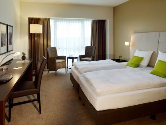 Lindner WTC Hotel & City Lounge Wohnbeispiel