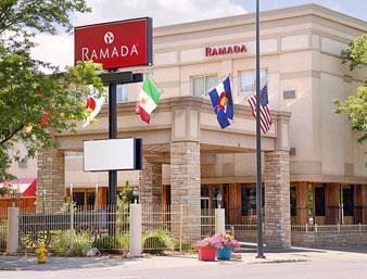 Ramada Denver Downtown Außenaufnahme