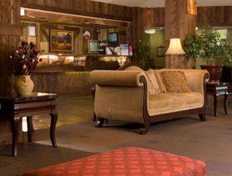 Ramada Denver Downtown Lounge/Empfang