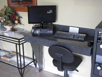 Days Inn Houston East Internetcafe