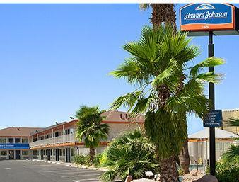 Howard Johnson by Wyndham Las Vegas near the Strip Außenaufnahme