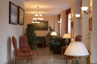 Burg Hotel Lounge/Empfang