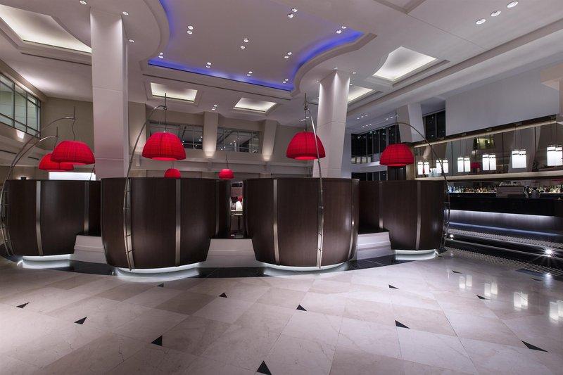 Swissotel Sydney Lounge/Empfang